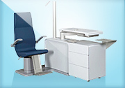 Ophthalmic units & chairs